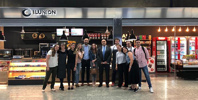 Ilunion Retail, elige Madrid para su tienda en ruta más grande