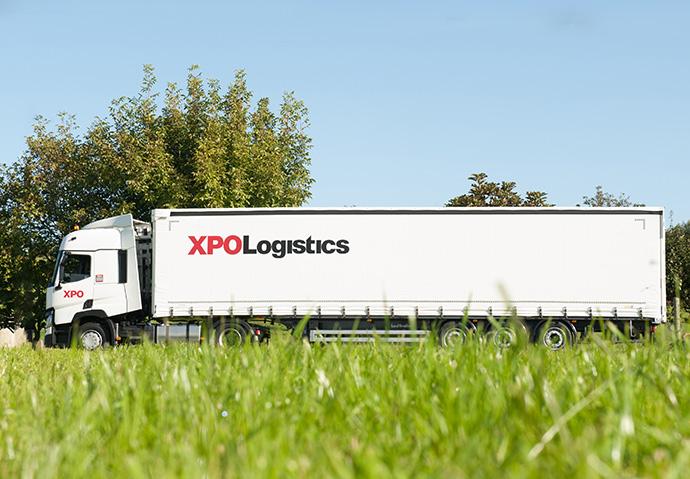 XPO Logistics obtiene el sello de consumo eléctrico 100% renovable