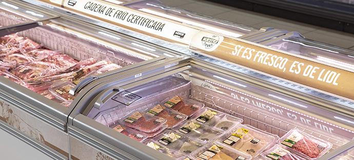 Lidl certificará toda su leche UHT Milbona y su carne fresca