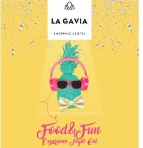 La Gavia presenta Food&Fun, la fusión de ocio y gastronomía
