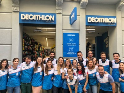 Decathlon City Valencia