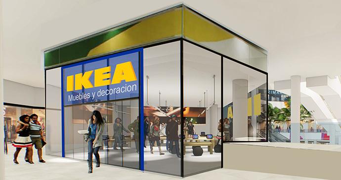 IKEA Diseña, se instala en el centro comercial Gran Vía de Alicante