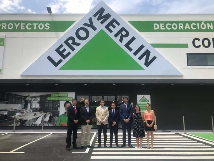 Leroy merlin compact nueva tienda en torrej n de ardoz - Moquetas en leroy merlin ...