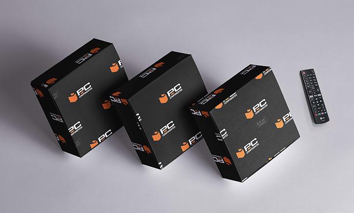 Con esta innovación tecnológica, PcComponentes se convierte en la primera empresa española en mejorar su sistema de empaquetado de cajas.