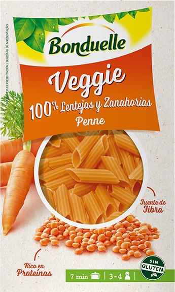 Bonduelle lanza cinco referencias 'veggie'