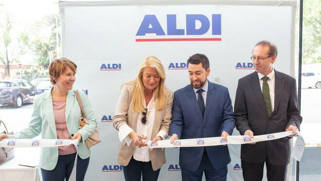 Aldi alcanza los 300 supermercados en España