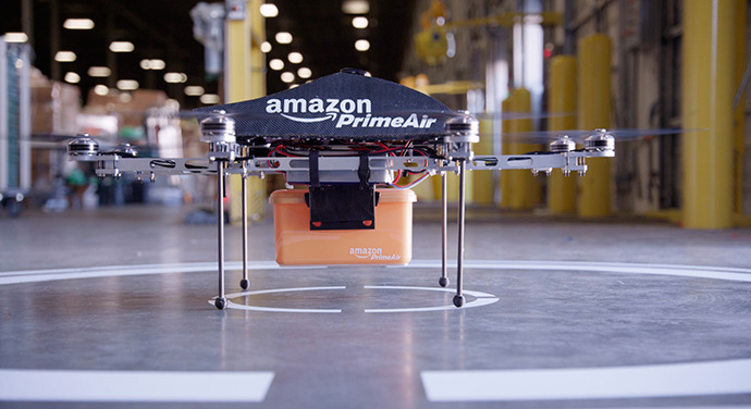 Amazon Prime Air. Antes de fin de año