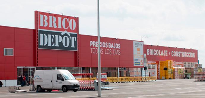 La filial de Brico Depôt España, en venta
