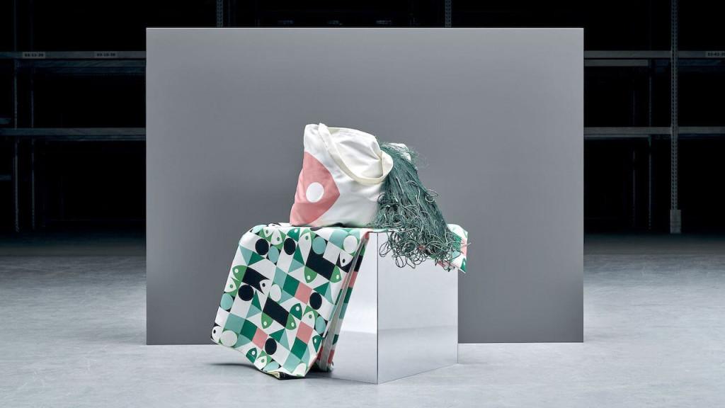 Ikea limpia el mediterráneo con su nueva colección 'Musselblomma'