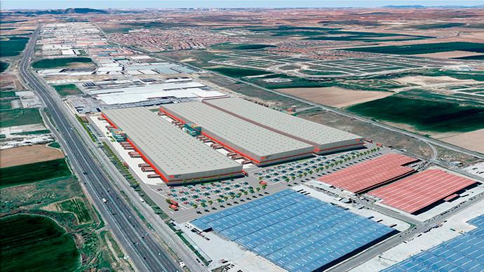 Mahou San Miguel, alquilará su plataforma logística de Alovera