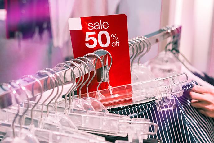Según ShopperTrack, en el primer fin de semana de julio se espera la mayor afluencia de tráfico en las rebajas de verano