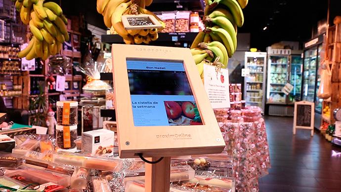ProximOnline, la app que permite conocer las promociones del comercio local