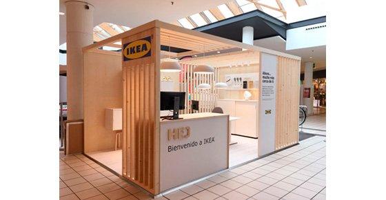 """Ikea Diseña """"cruza el Negrón"""" y abre un espacio en León"""