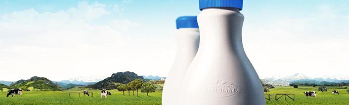 CNMC, reabre la sanción a la industria láctea