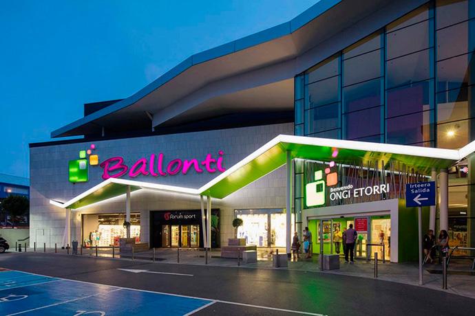 Bilball Centre Investments y Ballon Investments adquieren el centro comercial Ballonti