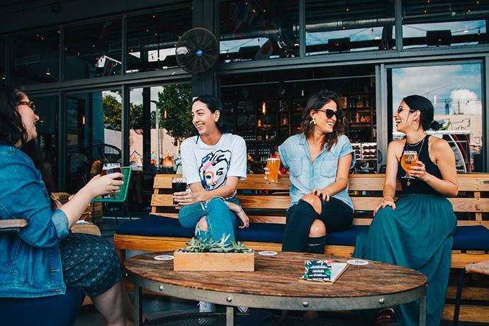 Restaurantes y bares es una de las categorías cuyo consumo se prevé que aumente este verano