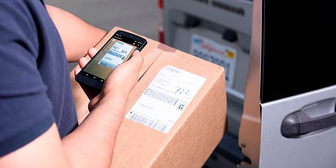 Hermes UK sustituye los lectores de códigos de barra por smartphones