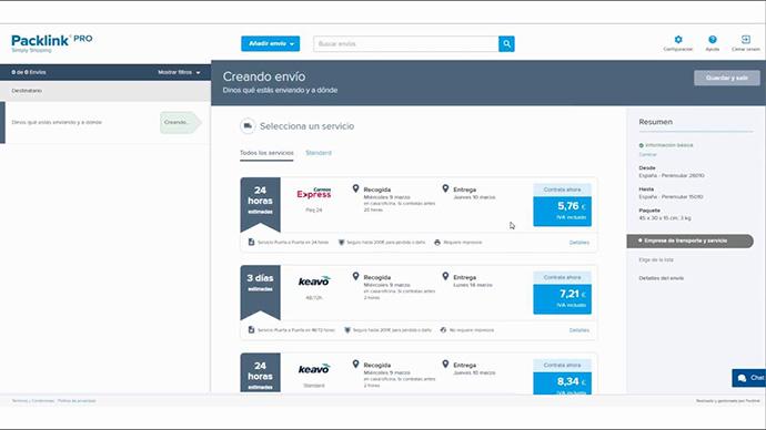 Los comercios electrónicos basados en Magento podrán incorporar el plugin Packlink Pro en su plataforma