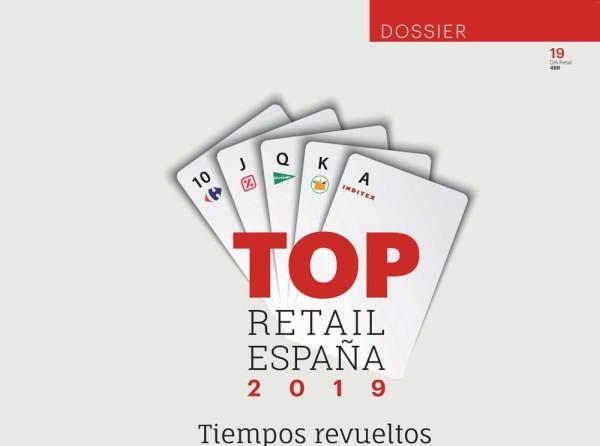 D/A Retail. TOP 250 Empresas Retail en España 2019
