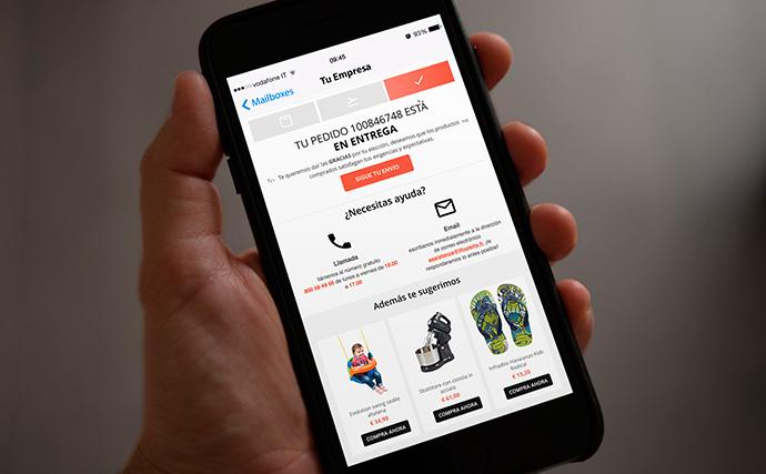 Qapla se incorpora a la plataforma Vtex para permitir la personalización de las comunicaciones durante el periodo de entrega