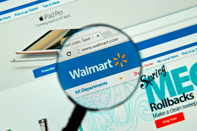 Walmart prevé pérdidas de 1.000 millones de dólares en su división de ecommerce