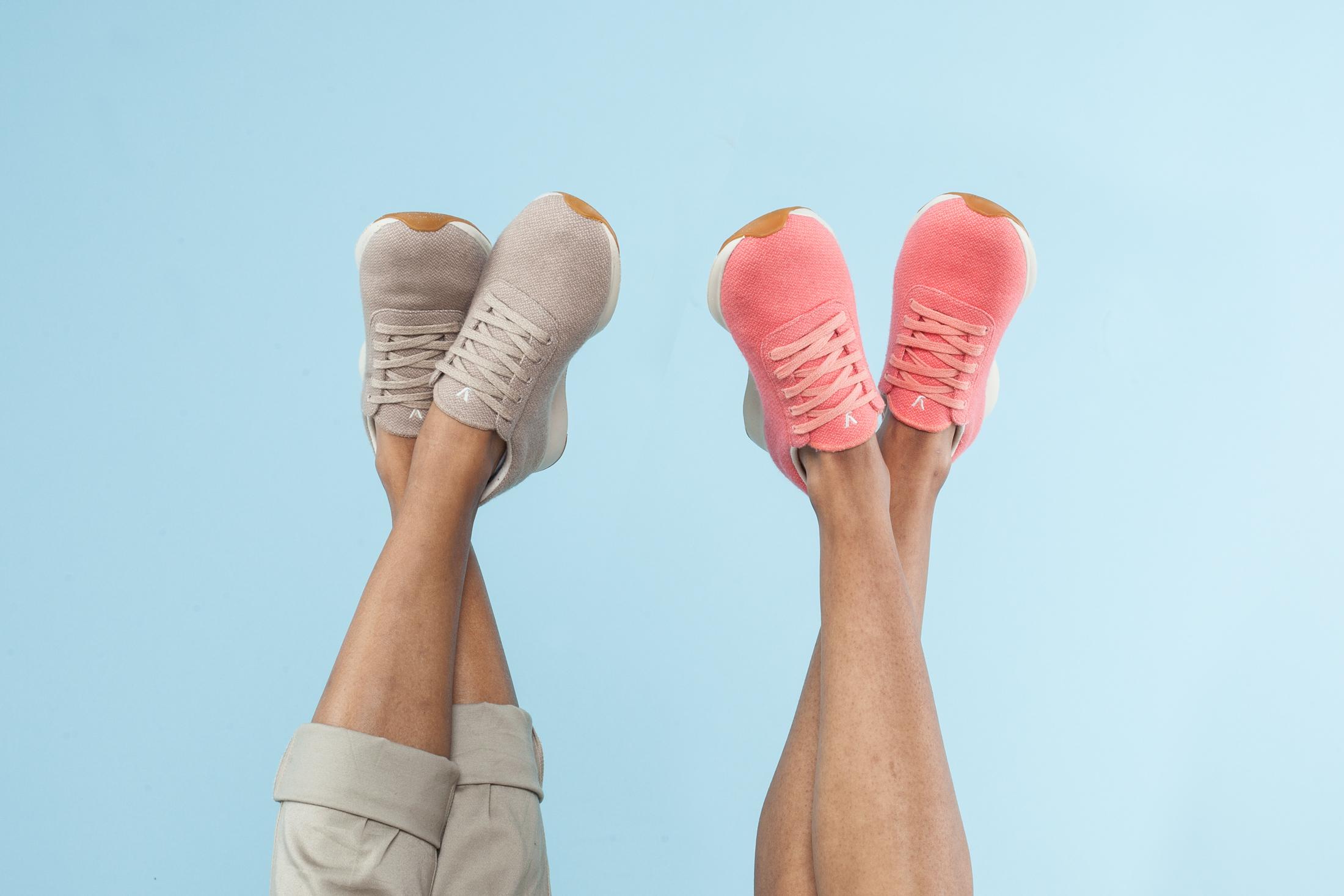 Yuccs, zapatillas de lana con lista de espera