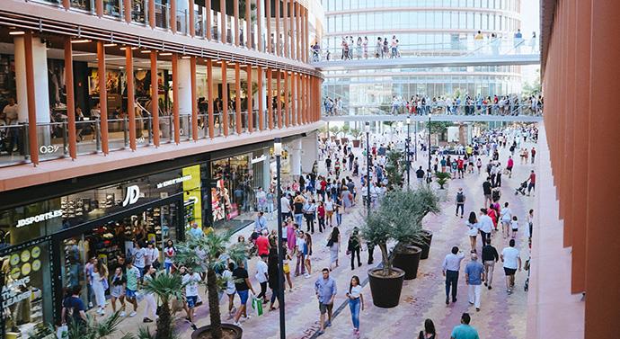 La localización céntrica ha permitido atraer a turistas, siendo uno de los atractivos de este complejo durante su visita a la ciudad andaluza.