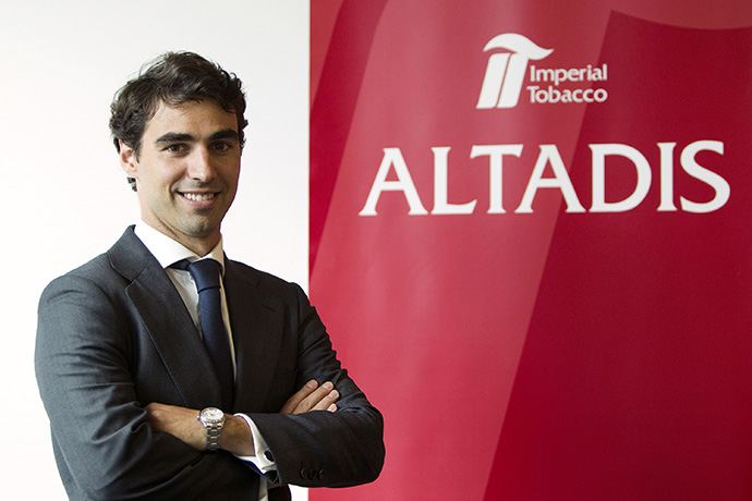 El presidente de Altadis, nuevo director general de Imperial Brands para Europa Occidental
