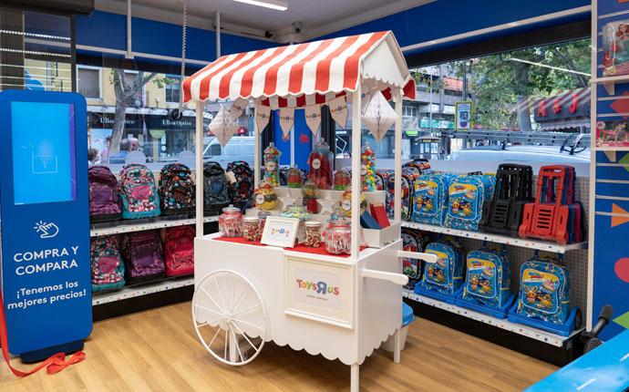 En Madrid, primera tienda urbana de Toys R US de España y Portugal