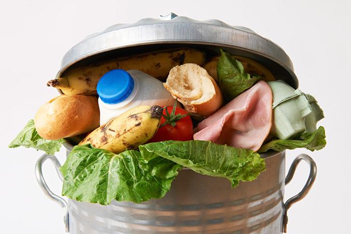 Frutas, verduras, hortalizas y tubérculos se encuentran entre los alimentos más desechados
