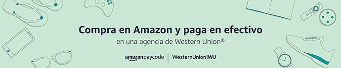 Amazon amplía su servicio PayCode, ya disponible en 19 países de todo el mundo, al mercado norteamericano.