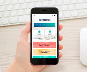Farmacias.com alcanza un 24% de cuota en el canal online
