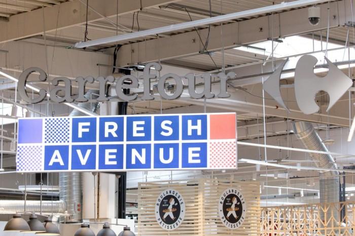 Las filiales, animan los beneficios de Carrefour España. En Francia, el hiper renace en Dijon