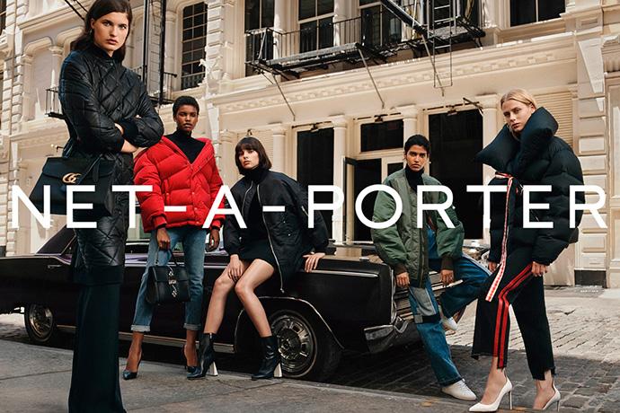 Net-a-porter está presente en Tmall Luxury Pavilion a través de una flagship store