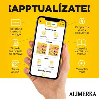 Alimerka lanza una nueva aplicación