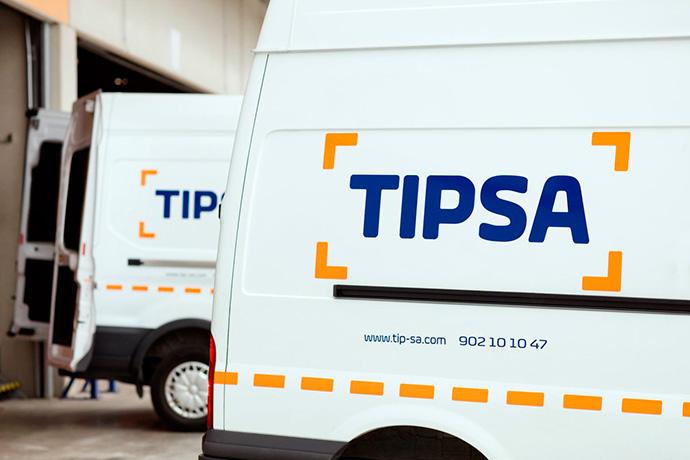 GeoPost/DPDgroup y Tipsa alcanzan un acuerdo para que el primero entre en el capital del segundo.