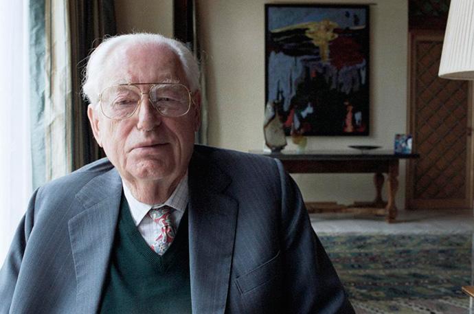 Fallece Hans Rausing, co-fundador de TetraPak