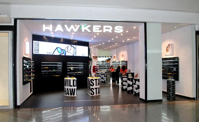 El centro comercial L'Aljub incorpora nuevas marcas como Hawkers y Rituals