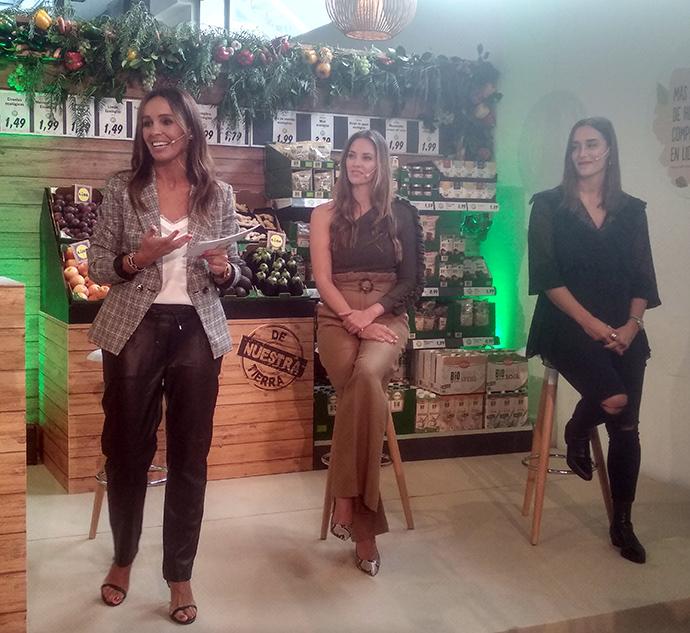 Lidl, supermercado líder en ventas de productos bio