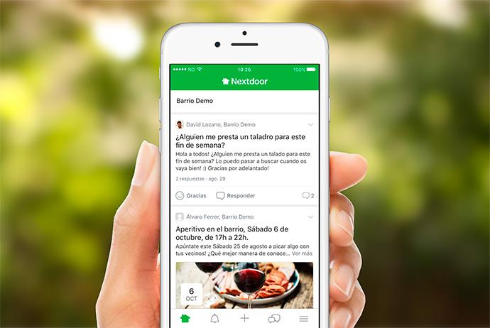 El comercio local, con presencia digital a través de Nextdoor