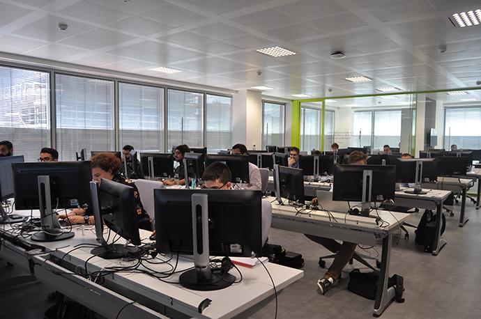 El laboratorio de automatización y trazabilidad de procesos de negocio