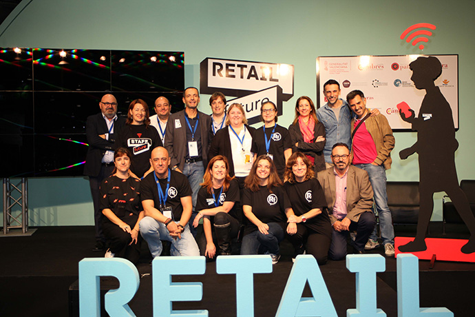 Los próximos 17, 18 y 19 de octubre se celebrará en Valencia la segunda edición de Retail Future