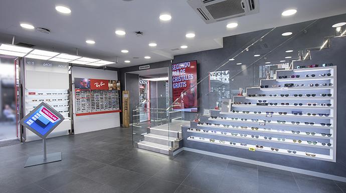 Visionlab abre las puertas de su renovada 'flagship' de Madrid