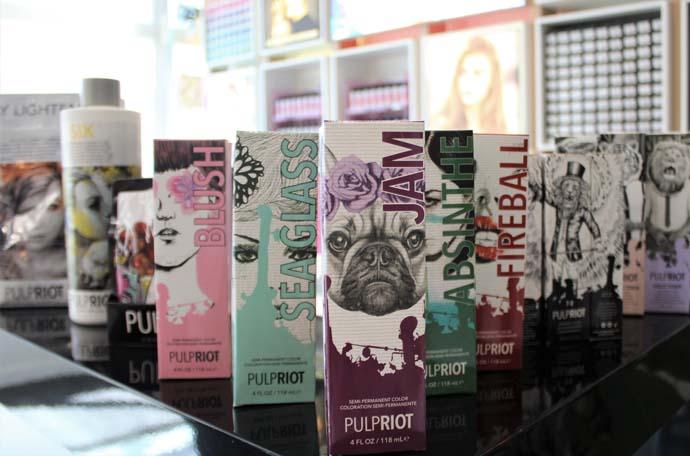 L'Oréal lanza en España Pulp Riot, la marca de coloración