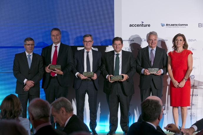 Premios SERES, las empresas reconocidas por su compromiso social