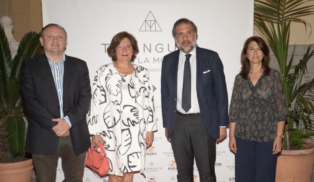 Los mayoristas madrileños entregan sus Premios Triángulo de la Moda