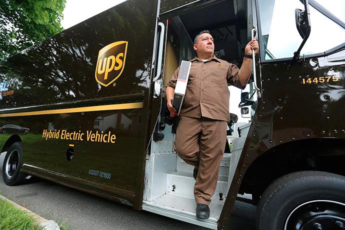 UPS ha obtenido mayores ingresos durante el tercer trimestre de 2019, a pesar de la guerra comercial entre Estados Unidos y China