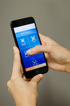 La app Wooptix Barcode Scanner facilita al visitante de una tienda física conocer si hay stock de un determinado artículo