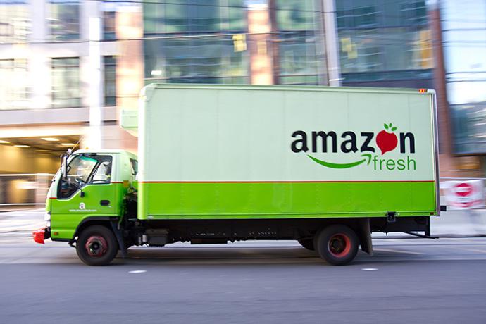 Entre las novedades de Amazon, la bajada de precio del servicio Amazon Fresh, que pasa a ser gratuita para suscriptores de Prime