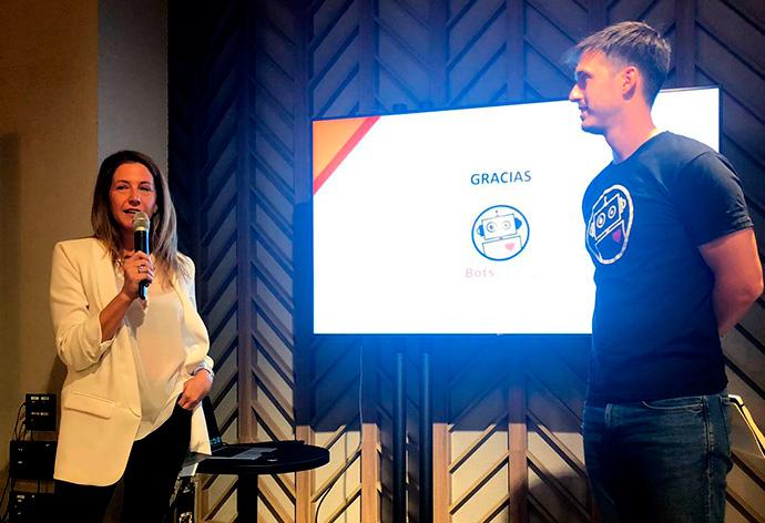 Carrefour Property incorpora chatbots en seis de sus espacios comerciales